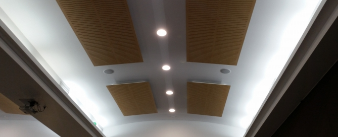 LED lighting changeover