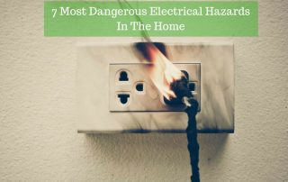 7 Most Dangerous Electrical Hazards In The Home